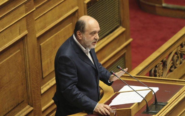 Πρακτικά από την απάντηση του Αν. Υπουργού Οικονομικών Τρ. Αλεξιάδη σε επίκαιρη ερώτηση του βουλευτή Γ. Στύλιου