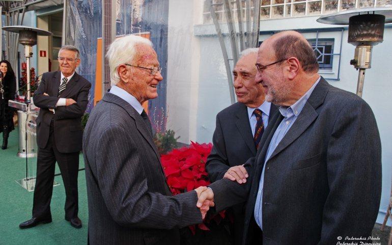 Στην εορταστικη εκδηλωση για τα 100 χρονια της «ΗΛΙΟΣ Μπαχαρικα»