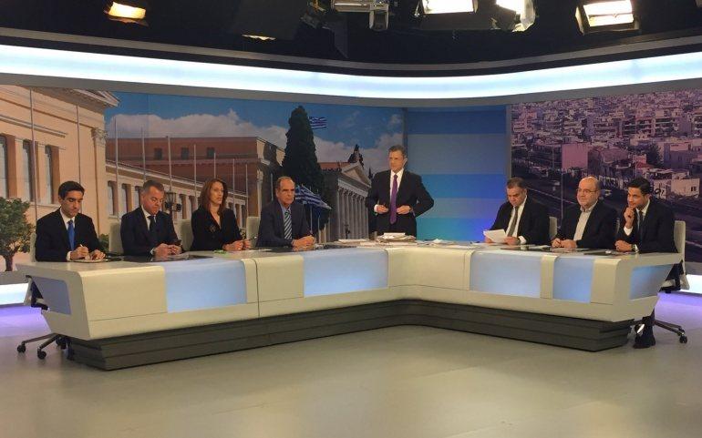 Η κυβερνηση να παρει καθε αναγκαιο μετρο για την διευκολυνση των επιχειρησεων που πληττονται και να θεσει θεμα αναδιαρθρωσης των οικονομικων δεσμευσεων της  χωρας στο Eurogroup