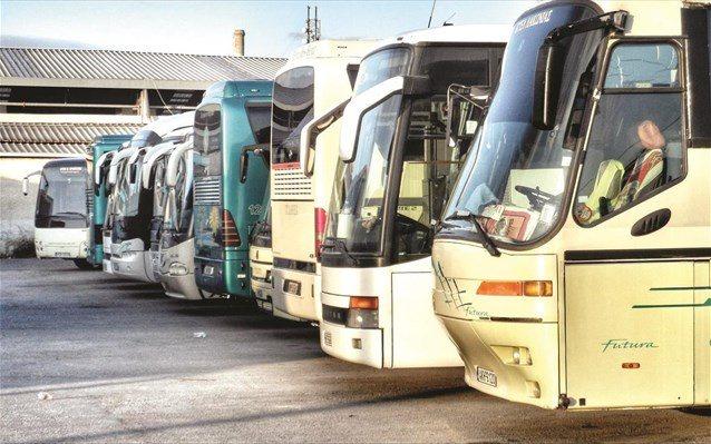 Ερωτηση 39 βουλευτων του ΣΥΡΙΖΑ για τα θεματα αυθαιρεσιας διοικησεων ΚΤΕΛ και ιδιοκτητων ενταγμενων σε αυτες λεωφορειων απεναντι σε εργαζομενους