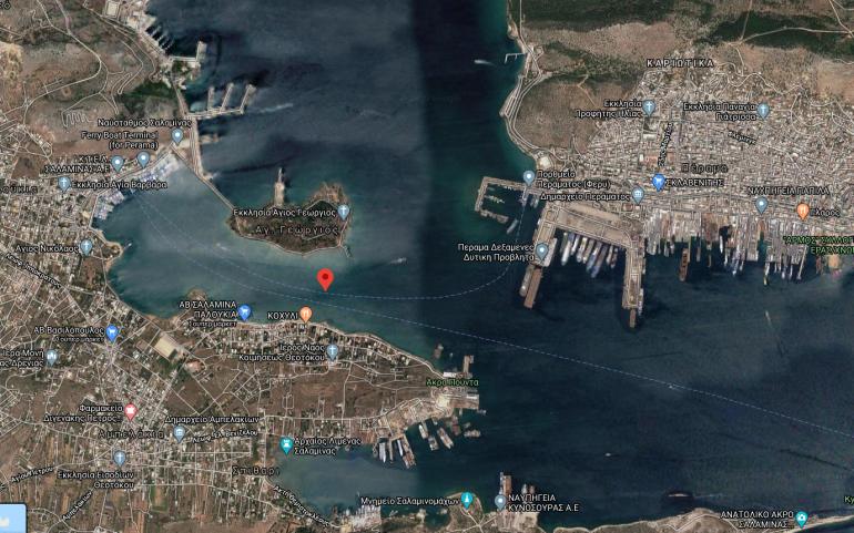 Ερωτηση 31 βουλευτων του ΣΥΡΙΖΑ για τα προβληματα στην ακτοπλοϊκη συνδεση Σαλαμινας – Περαματος