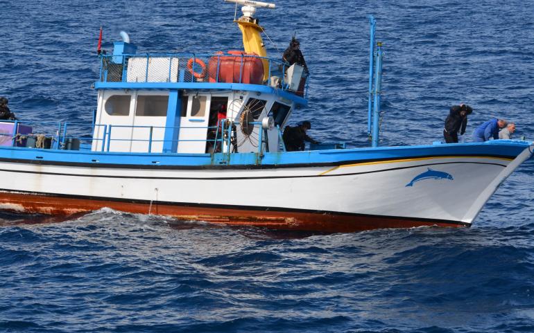 Ερωτηση για τη μη καταβολη αποζημιωσης ειδικου σκοπου στους αλιεις συμπλοιοκτητες αλιευτικων σκαφων