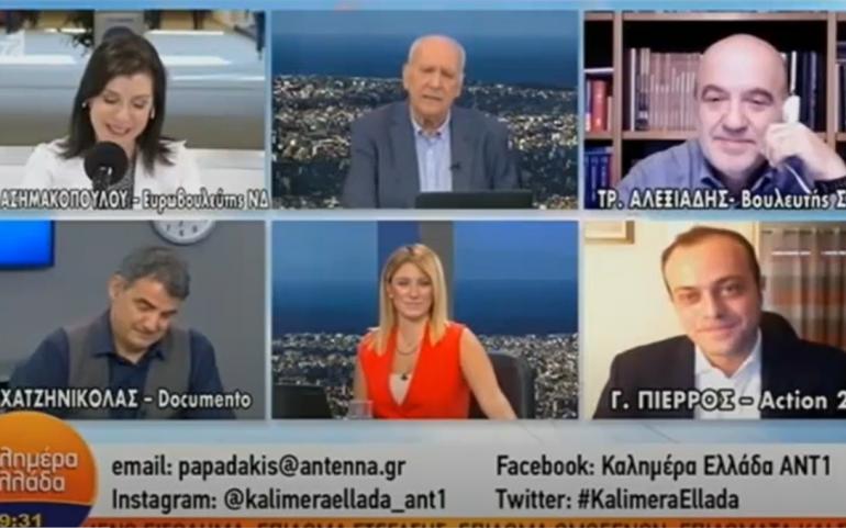 Fake news τα οσα διακινει η ΝΔ, να διαβασουν οι πολιτες την ερωτηση του Κ. Αρβανιτη
