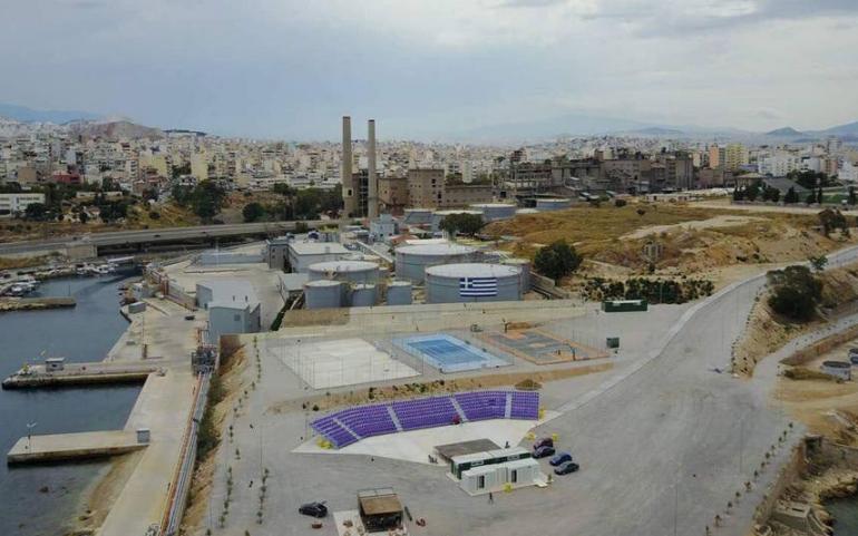 Ερωτηση βουλευτων Πειραια ΣΥΡΙΖΑ για τα προβληματα εντονης δυσοσμιας στο παραλιακο μετωπο της Δραπετσωνας