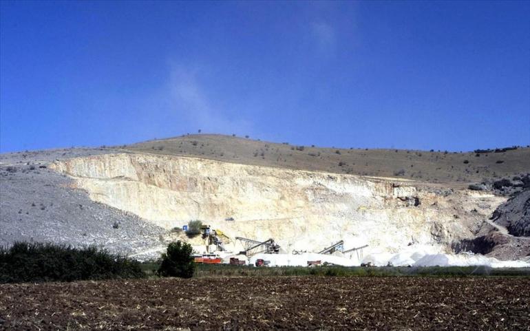 Ερωτηση 21 βουλευτων ΣΥΡΙΖΑ για την παραλαβη απο το δημοσιο των λατομικων χωρων στη θεση «Γουβα Μπατσι» στη Σαλαμινα