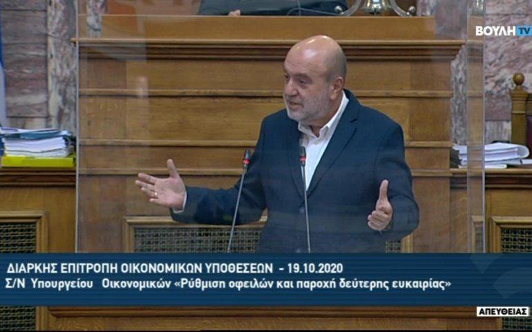 Οι πολιτες να θυμηθουν ποτε και πως δημιουργηθηκε το ιδιωτικο χρεος, τι εκανε ο ΣΥΡΙΖΑ και τι φερνει τωρα η ΝΔ