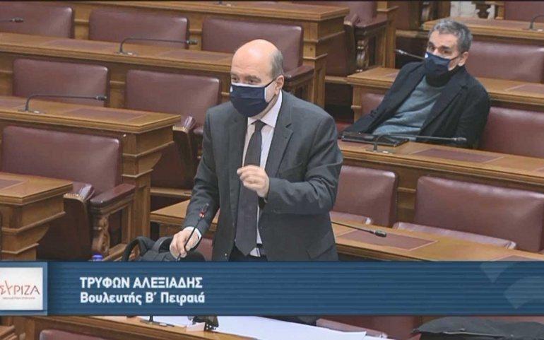 Αναληθη  δημοσιευματα για τη σταση του ΣΥΡΙΖΑ